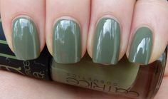 Swatch: Catrice - Enter The Undergrowth (Papagena)