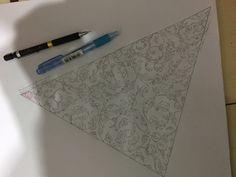 Tezhip#Desen#Tasarım#Sarılma Rumi#Huzur#Mutluluk#Sarılma rumileri tekrar düzeltmeye üşensemde......✍️️✍️️