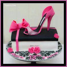 Shoes and Cake the joy!!!