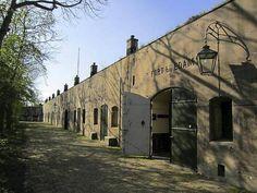 Het Fort bij Edam opent de deur voor lezers #RonddejarigeStelling