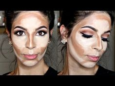 ▶ How to Cream Contour & Highlight Drugstore Products - YouTube