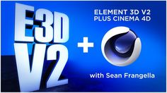 In this Element 3D V2 Tutorial, I cover Cinema 4D integration in detail.
