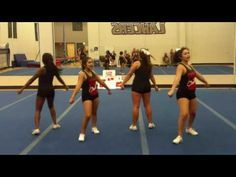 Back, Back, Back 'Em Up, Defense Cheer - YouTube