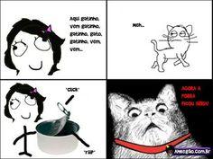 Hahahahahah boa! 😂