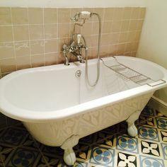 Big luxurious bath! Victorian Bathroom, Clawfoot Bathtub, Luxury, Big