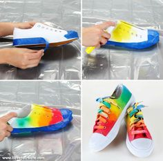 Rainbow Walkers - Tutorial