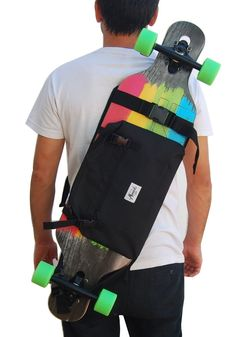 Skateboard Travel Duffle Bag ideal for skate trip around the country