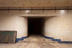 Urban History: Exploring the Disused Streetcar Tunnels Beneath Dupont Circle