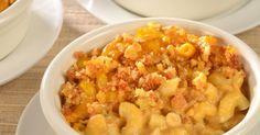 VeryBestBaking.com | Pumpkin Gouda Macaroni & Cheese
