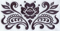 Machine Embroidery Designs at Embroidery Library! - Color Change - X6613