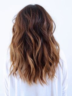 Beautiful sombre with any easy grow out. Great for Fall/Winter. Go light with your balayage and transition easily in to Summer.