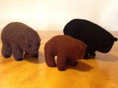 Brown Bear by MisenerKnitz on Etsy, $35.00