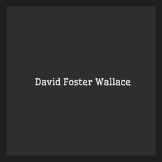 David foster wallace federer essay