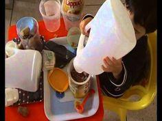travasi montessoriani- Montessori method in a day care - Nido in Famiglia gnometti