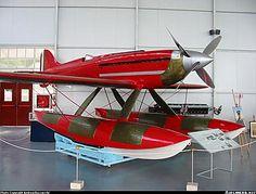 Macchi MC.72 racing seaplane