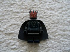 1963e4df365 LEGO Star Wars - Rare - Darth Maul Minifig - From 7961 (see actual photos).  The minifig is the original LEGO one (no stickers