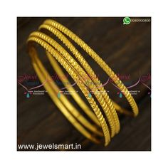 Blue Dart, Gold Plated Bangles, Bangle Set, Stone Jewelry, Simple Designs, Plating, Perfume, Simple Drawings, Fragrance