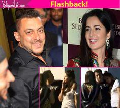 This video proves Salman Khan and Katrina Kaifs romance was the CUTEST one!