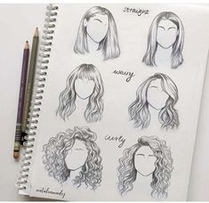Art Discover Pencil Drawing Hair Drawing Techniques # Drawing Tips Pencil Art Drawings Easy Drawings Drawings Of Hair Hair Styles Drawing Amazing Drawings Drawings Of Mouths Beautiful Pencil Drawings Pencil Sketches Easy Flower Drawings Art Drawings Simple, Sketches, Sketch Book, Art Drawings Sketches, Drawing Sketches, How To Draw Hair, Art Inspiration, Pencil Art Drawings, Art Tutorials
