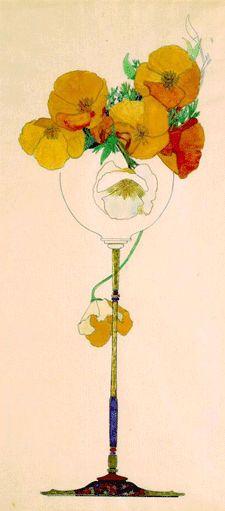 Poppies   Lucia Mathews