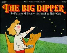Book, The Big Dipper by Franklyn M. Branley (from Amazon)