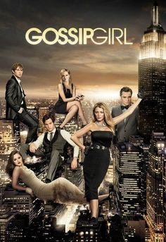 Gossip Girl Show Poster