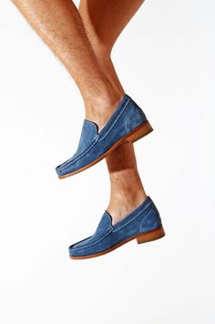 Check out our new loafers colours for the summer