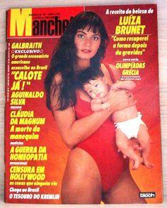Revista Manchete Nº 1896
