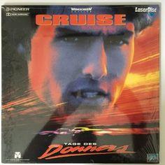 Tage des Donners Laserdisc