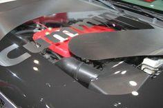 Nissan Frontier Diesel Concept - engine