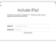 Cách khắc phục lỗi iPad yêu cầu kích hoạt