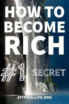 The secret for how to become rich. Learn about compounding growth and why you need it to pursue financial independence. Financial Tips, Financial Planning, Money Tips, Money Saving Tips, Managing Money, Rich People, Smart People, How To Become Rich, Money Matters