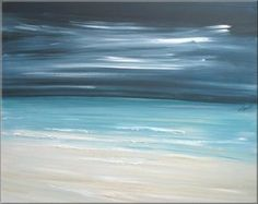 """""""Ocean Front"""" http://www.etsy.com/listing/52681503/coastal-modern-landscape-tropical-art?ref=sr_gallery_33&sref=&ga_search_submit=&ga_search_query=ocean+sea+painting&ga_view_type=gallery&ga_ship_to=US&ga_page=2&ga_search_type=handmade&ga_facet=handmade"""