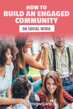 Use these tips to grow your community on social media. Youll see more growth and engagement as a result Use these tips to grow your community on social media. Youll see more growth and engagement as a result Content Marketing, Online Marketing, Social Media Marketing, Digital Marketing, Business Marketing, Mobile Marketing, Marketing Strategies, Inbound Marketing, Marketing Ideas