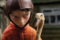"""""""Peter and the Wolf"""" Stop motion film by Suzie Templeton, 2006 Animation Stop Motion, Create Animation, Animation Image Par Image, Character Inspiration, Character Design, Puppet Crafts, Puppet Making, How To Make Animations, Motion Video"""