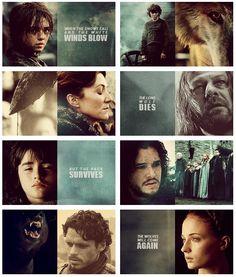 GoT...hope for the Starks...