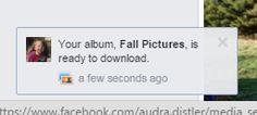 Download Your Facebook Album   Worldstart's Tech Tips And Computer Help