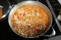 vegetarian hoppin john - spicy dish with black-eyed peas   Delish