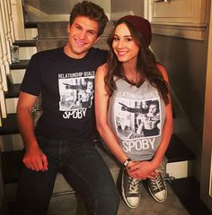 We love Spoby! | Pretty Little Liars