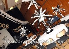 High School Prom Party decorations and prom ideas for UK. | ballooninspirations.com