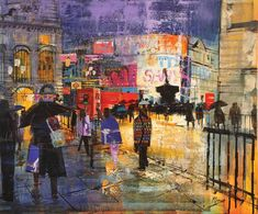 Mike Bernard  Piccadilly Circus