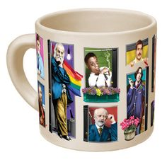Great Gays Mug now featured on Fab.