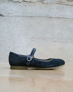 A.P.C mary janes