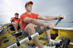 Charity row proving thirsty work http://www.givealittle.co.nz/cause/rowingforcharlotte
