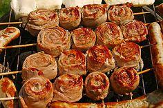 Grillspieße Saltimbocca, ein leckeres Rezept aus der Kategorie Rind. Bewertungen: 49. Durchschnitt: Ø 4,3.