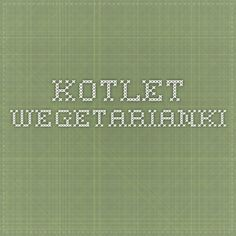 Kotlet Wegetariańki