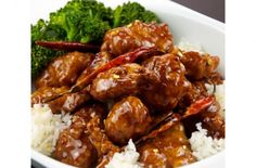 General Tso's Chicken | This quick and easy chicken recipe is spicy and delicious.