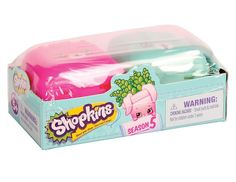 Shopkins HPK40000 Series 5 Toy (Pack of 2): Amazon.co.uk: Toys & Games