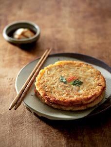 부침개 Korean pancake