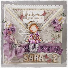 My creations on Etsy :) https://www.etsy.com/it/listing/190853460/ooak-handmade-card-by-franz-reserved-for